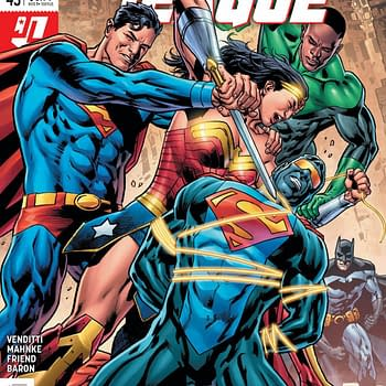 Eradicator Needs a Cure for Daxamite Impotence in Justice League #43
