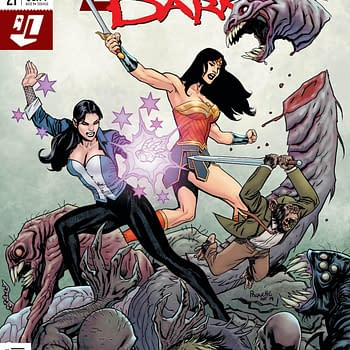 Can Justice League Dark #21 Convince John Constantine to Quit Smoking
