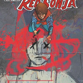 Red Sonjas Life Saved by the Shutdown Killing Red Sonja #1 Preview