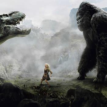 King Kong Vs the V. Rex- Lets Revisit Peter Jacksons Fight Scene