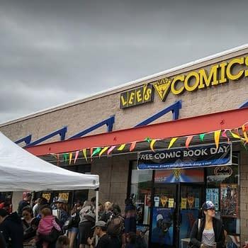 Lees Comics of Mountain View California Will No Longer Reopen