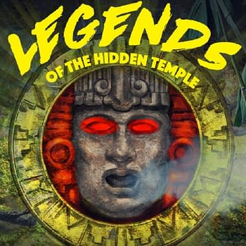 Legends of the Hidden Temple: Olmec Lives Do You Have What It Takes to Become a Legend Prove It