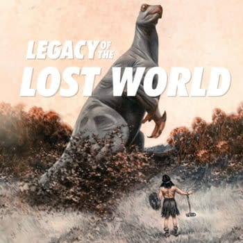 THE ISSUE: Legacy of the Lost World