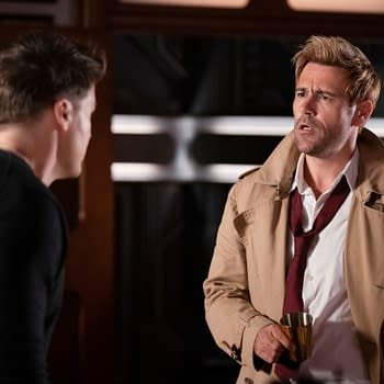 DCs Legends of Tomorrow Season 5 Mr. Parkers Cul-De-Sac: Constantine Gets a Clue &#8211 From Nate [PREVIEW]