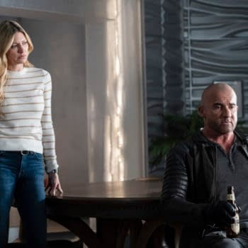 Legends of Tomorrow: Dominic Purcell Returns, Blames Press; Post Gone