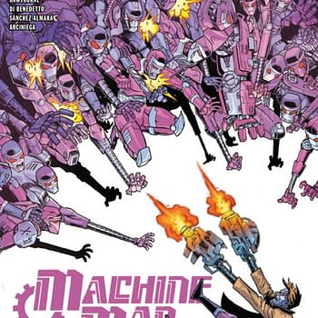 REVIEW: 2020 Machine Man #2 &#8212 For All The Yuks This Is The Equivalent To A Clip Show