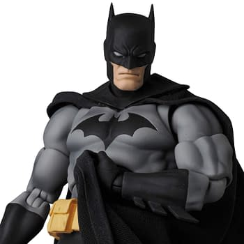 Batman Hush is Finally Here from Medicom MAFEX