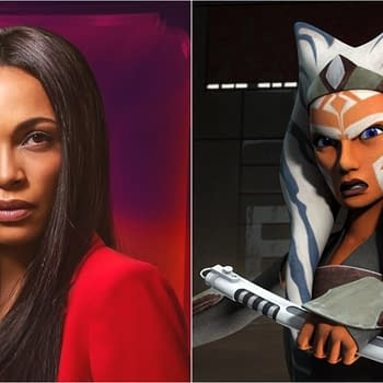 The Mandalorian: Is Rosario Dawson Ahsoka Tano-Bound for Season 2