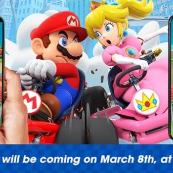 "Nintendo Boasts Real-Time Multiplayer Coming To ""Mario Kart Tour"""