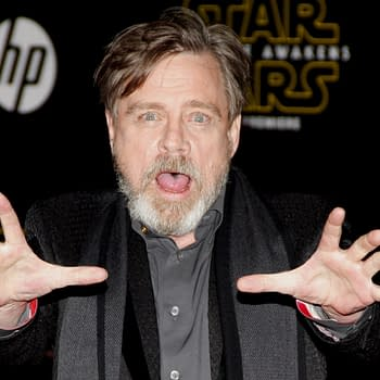 Luke Skywalker Wears A Joker Mask Thanks To Mark Hamill