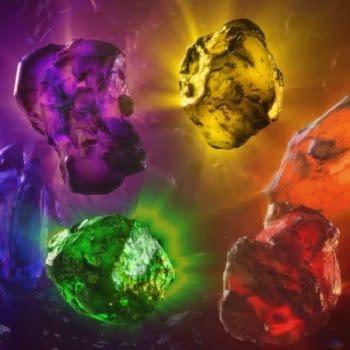 Marvel Strike Force Black Order Infinity Stones