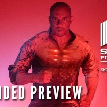 BLOODSHOT: First 9 Minutes of the Movie. Straight From Theaters Into Your Home!