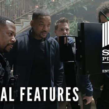 Bad Boys For Life: BTS Bloopers More Special Features Previewed