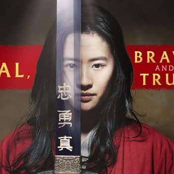Mulan: Listen to Christina Aguileras New Song Loyal Brave True