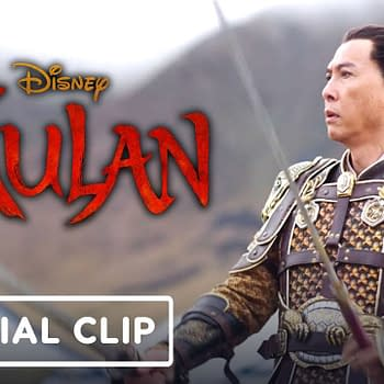 Mulan: New Clip Shows Off Donnie Yens Commander Tung