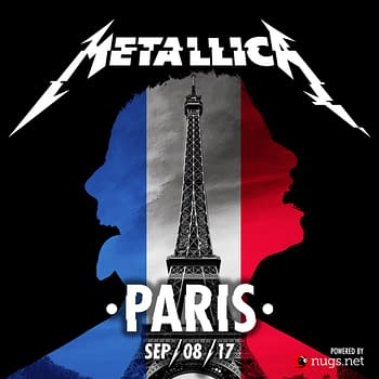 Metallica #MetallicaMondays: Paris September 8th 2017