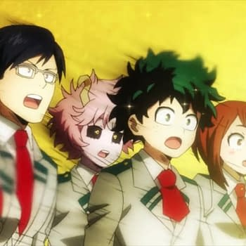 My Hero Academia Season 4 Prepping for the School Festival Is the Funnest Part: Bakugo Gentle Criminal &#038 Midori/All Might Moment Highlight Slow Steady Ep [SPOILER REVIEW]