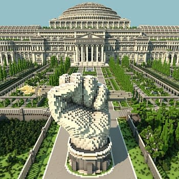 Check Out The Minecraft Library Dedicated To Censored Journalism