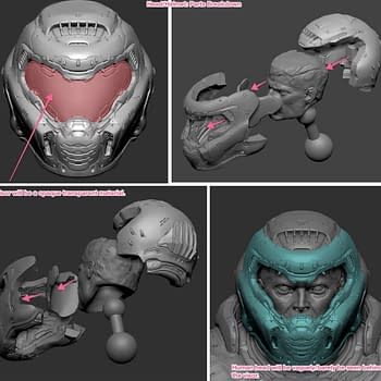 New Doom: Eternal Figure from Mondo is a Beast