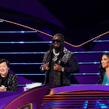 The Masked Singer Season 3 Friends in High Places: Group B Championships Ready to Bring the T-Pain [PREVIEW]