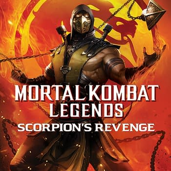 Mortal Kombat Legends: Scorpions Revenge: Watch the Bloody Trailer Here