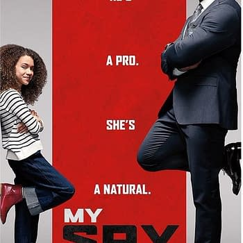 My Spy: Dave Bautista Shifts Release Date Back a Month to April 17th