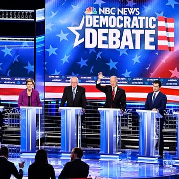 CNN Univision Moving Democratic Debate to Washington D.C. Studios Moderator Jorge Ramos Backs Out Over Coronavirus Concerns