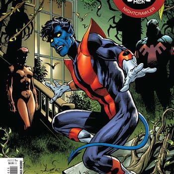 X-Men Go Back to School in Giant-Size X-Men: Nightcrawler #1 [Preview]