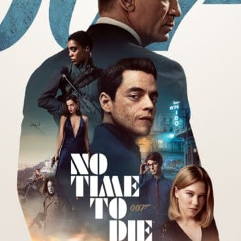 """""""No Time To Die"""": 3 New Images and 1 New Poster"""