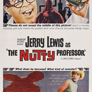 Lauren Looks Back: The Nutty Professor (1963) is an American Classic