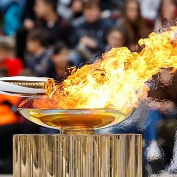 Olympic Torch Lighting Closed to Public Amid Coronavirus Concerns