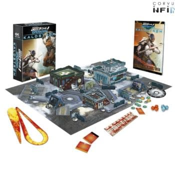 """""""Operation: Kaldstrom"""" Up For Preorder! - """"Infinity"""""""