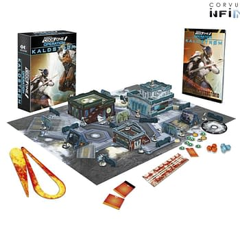 Operation: Kaldstrom Up For Preorder &#8211 Infinity