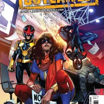 """REVIEW: Outlawed #1 -- """"The Repetitive Nature Of This Spandex-Clad Ragnarok Cycle"""""""