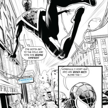 In Outlawed, Marvel's Teen Heroes Face Their Greatest Threat Ever: The Democratic Establishment! [Improbable Previews]