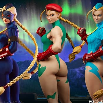 Street Fighter Cammy Gets Three New Statues from PCS Collectibles