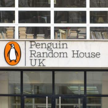 Penguin Books Random House in Westminster, London.