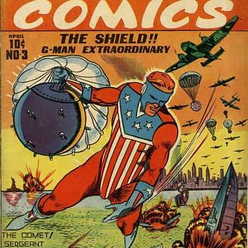 Diving Into the Comic Vault: Pep Comics #3