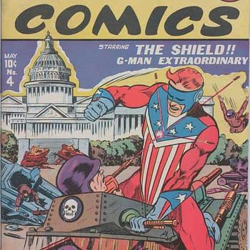 Diving into the Comics Vault: Pep Comics #4