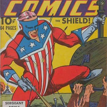 Diving Into the Comics Vault: Pep Comics #2