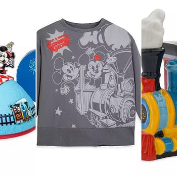 5 Must Have Items to Celebrate Mickey and Minnies Runaway Railway in Walt Disney World
