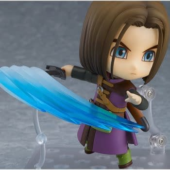 """""""Dragon Quest XI"""" The Luminary Has Arrived from Good Smile"""