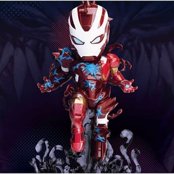 Venom Bonds With Marvel Heroes in New Beast Kingdom Statues