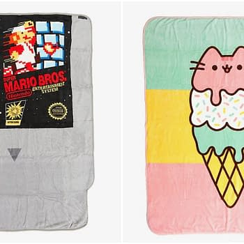 Create the Perfect Blanket Fort With These 5 Nerdy Blankets