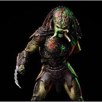 Predator and RoboCop Get More Figures from Hiya Toys
