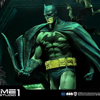 Batman Returns to Hush with New Prime 1 Studio Statue