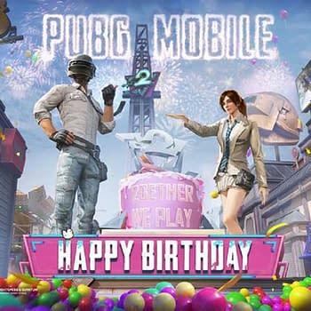 PUBG Mobile Celebrates Its Second Anniversary Today