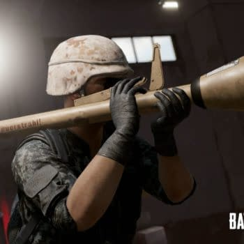 """The """"PUBG"""" 6.3 Update Brings Panzerfaust To The Game"""