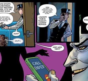 Sorry No Punchline in Harley Quinn And The Birds Of Prey #1