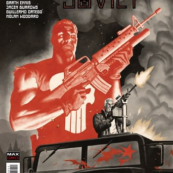 Russian Electoral Interference in Punisher: Soviet #5 [Preview]